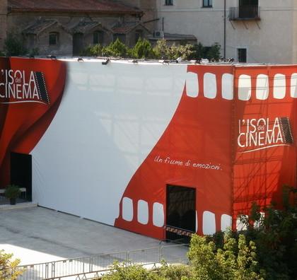 Isola del Cinema, Roma